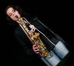 Екатерина Нестерова (саксофон)
